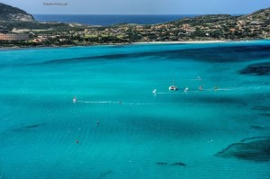 Stintino Una regata di windsurf